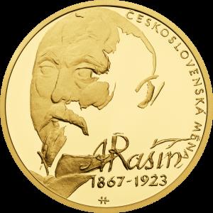 Zlatý dukát Rašín